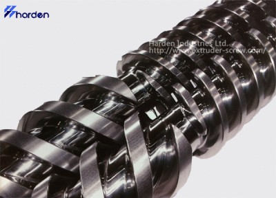parallel Twin Screw